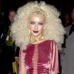 Christina Aguilera Fuzzy Hair | Maroon 5 | Moves Like Jagger | Bliss Magazine Online