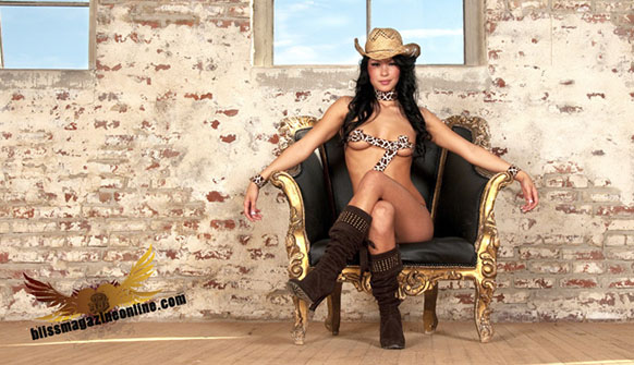 Angela Vargas | Hot Little Cowgirl | Bliss Girls | Bliss Magazine Online