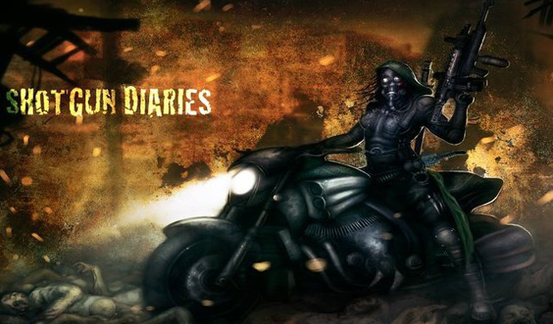 Shotgun Diaries | A Zombie Survival RPG | John Wick Presents | BlissMagazineOnline.com